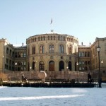 Parliament Building, Oslo